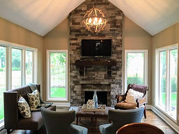 Whole Home Renovation in Leawood