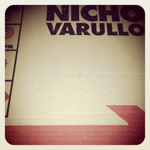 """Escribindo grandes momentos da """"Historia do Rock Compostelán"""", mentres """"Nicho Varullo"""