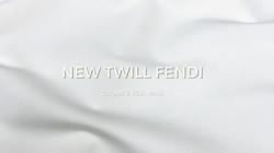 New Twill Fendi