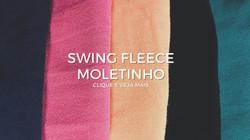 Swing Fleece - Moletinho