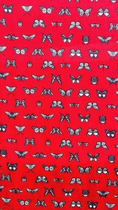 Rayon Bali Reativo T5047 - 8901 Mariposa P