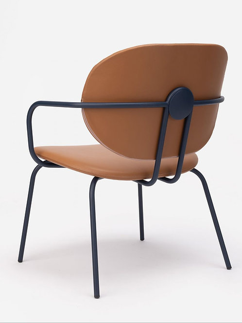 Hari lounge- with armrest