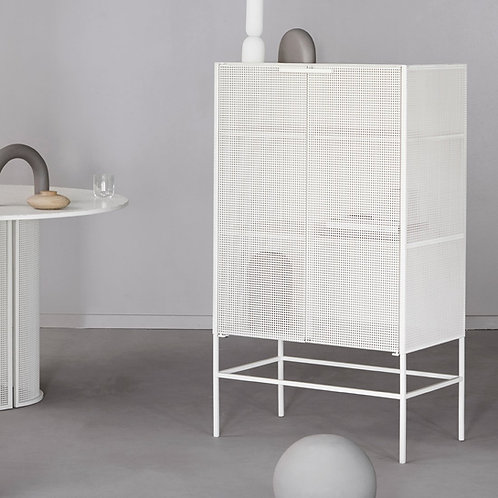 Grid cabinet