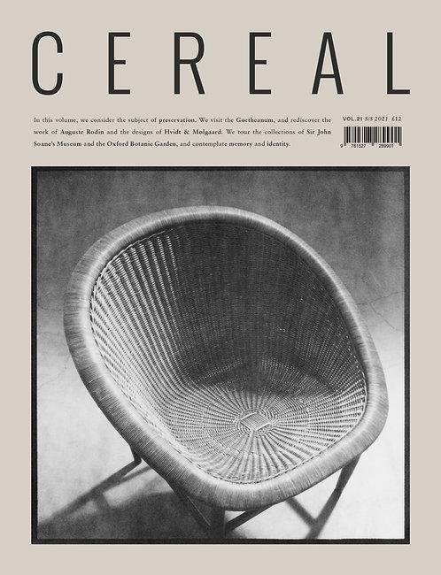 Cereal Vol.21