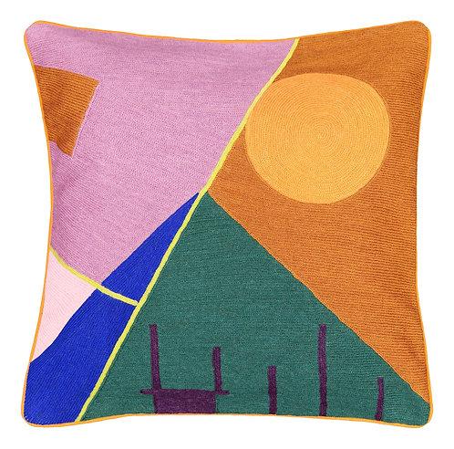 Zenitti cushion