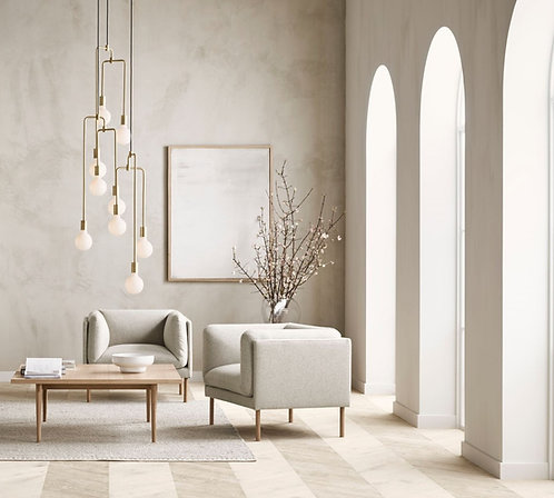 Paste armchair
