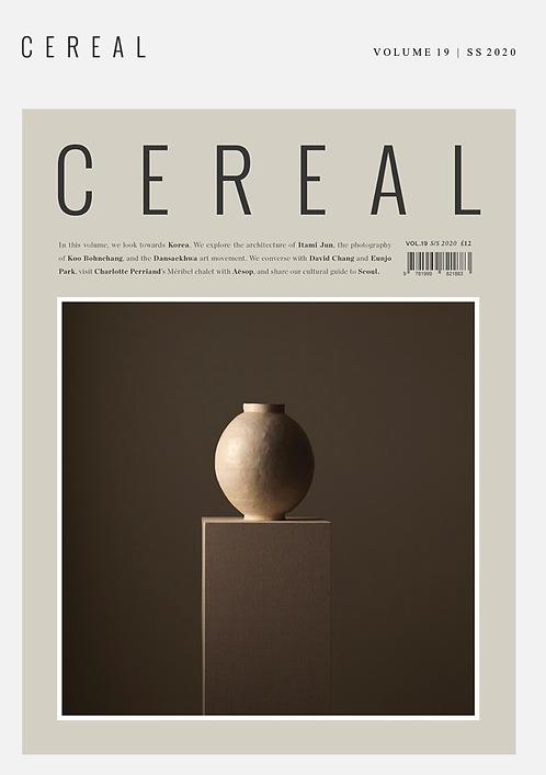 Cereal vol.19