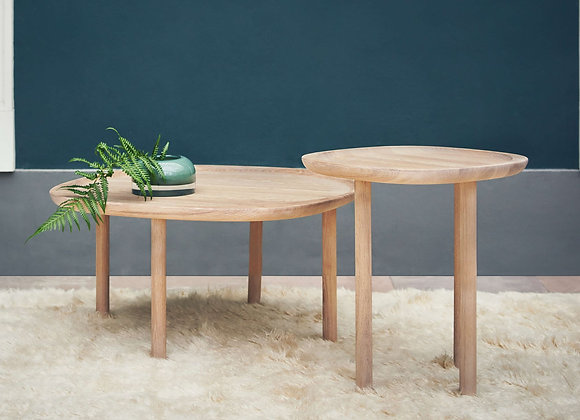Trace coffee table
