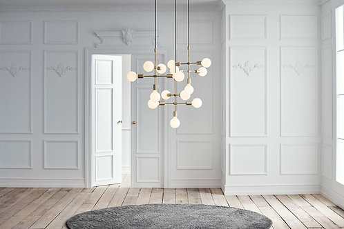 Piper Lounge pendant 5-arms