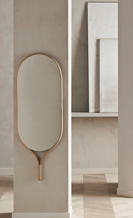 Racquet oval