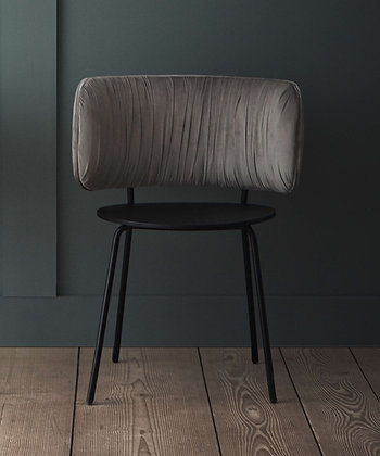 Pleat dining chair