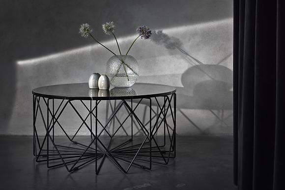 Vitro coffee table