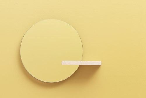 Shift mirror-Small