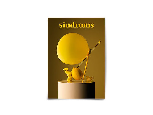 Sindroms magazine- Yellow issue