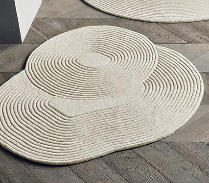 Zen Rug - shaped