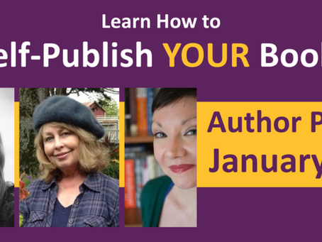 Author Panel on Self-Publishing