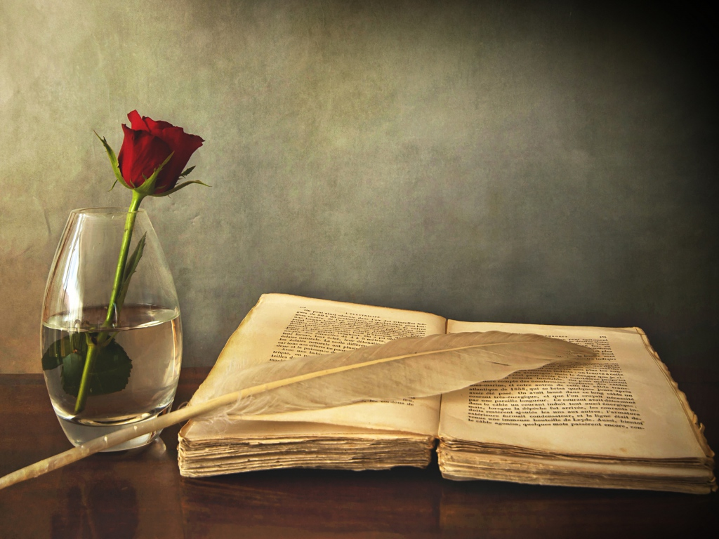 book_old_pen_table_vase_rose_red_76972_1024x768.jpg