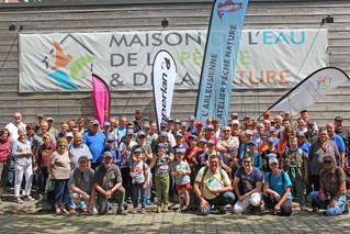 Rencontre des Ateliers Pêche Nature 2018