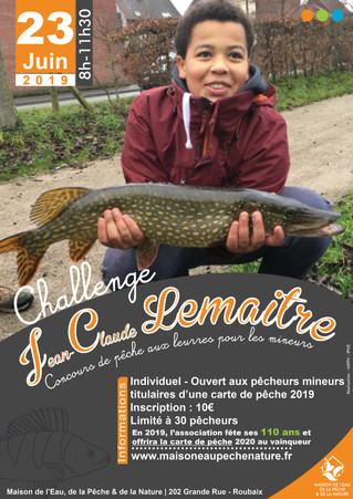 Challenge JC Lemaitre 23 juin - 18ans