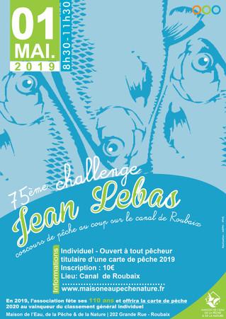 CONCOURS J LEBAS 1/05/19 - résultats