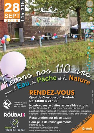 28 Septembre : Fête des 110 ans de l'association !