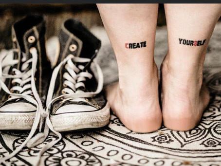 Create Yourself - unserer innerer Kritiker