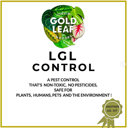 LGL Control - non toxic or pesticide pest control - COMING SOON