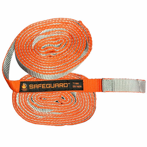 SAFEGUARD TREE STRAPS DUAL COLOR