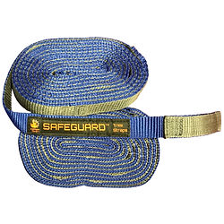 "Hammock Tree Strap Suspension 18 Attachment Points 1"" Polyester Webbing"