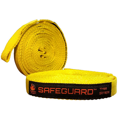 SAFEGUARD TREE STRAPS SOLID COLOR