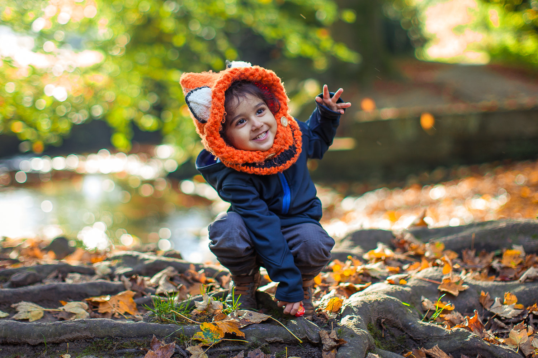 Kids Autumn Shoot - Meanwood