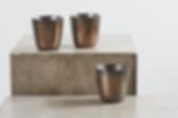 Lej keramiks stel hos tablesetting til bryllup og fest