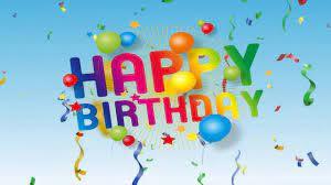 Staff Birthdays for August