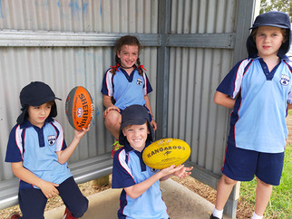 Stage 2 AFL Gala Day