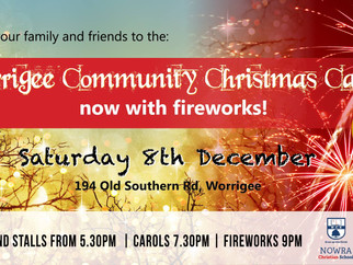 Worrigee Community Christmas Carols