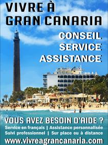 Vivre à Gran Canaria