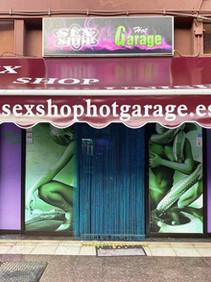 Sex Shop Hot Garage
