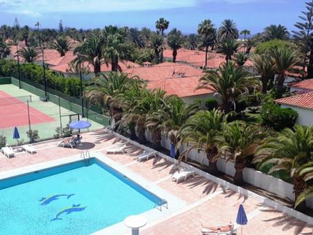 Appartement à louer Playa del Inglés, 2 pièces, tout équipé, près de tout