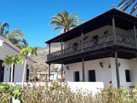 Maison rurale canarienne, entièrement rénovée, avec terrain, 225 000 €