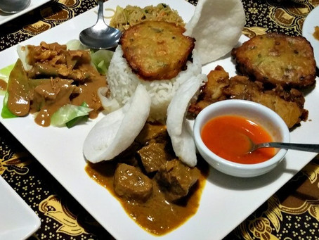 Try the best Indonesian food in Maspalomas !