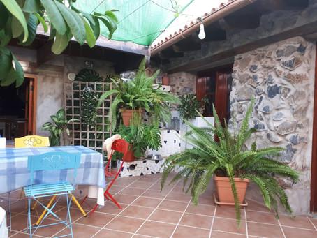 Incroyable maison de village avec patio en plein coeur de Tunte : 158 000 €