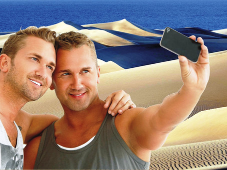 The best places in Gran Canaria for a great selfie !