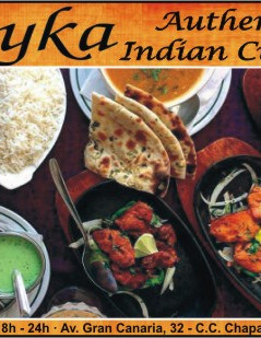 Zayka, indian cuisine