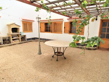 Grande maison de charme dans le centre historique de Agüimes : 280 000 €