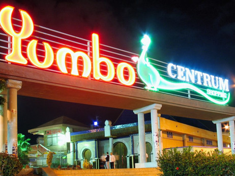 10 good places to visit at the Yumbo Shopping Centre