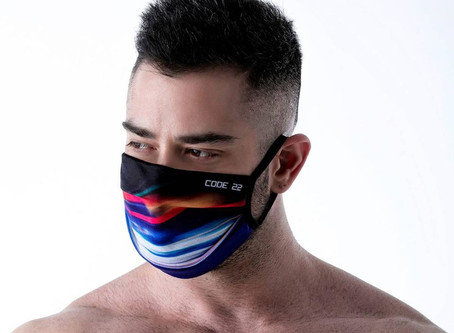 Code 22 new beautiful, original and high quality masks !