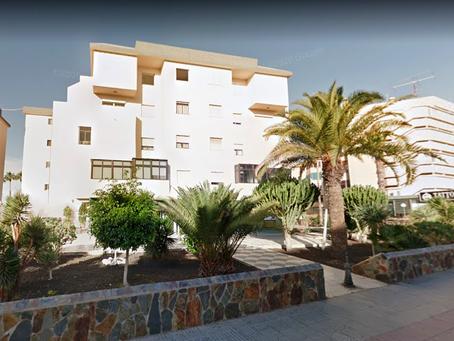 Appartement Playa del Inglés, 2 chambres, 87 m² + garage : 230 000 €