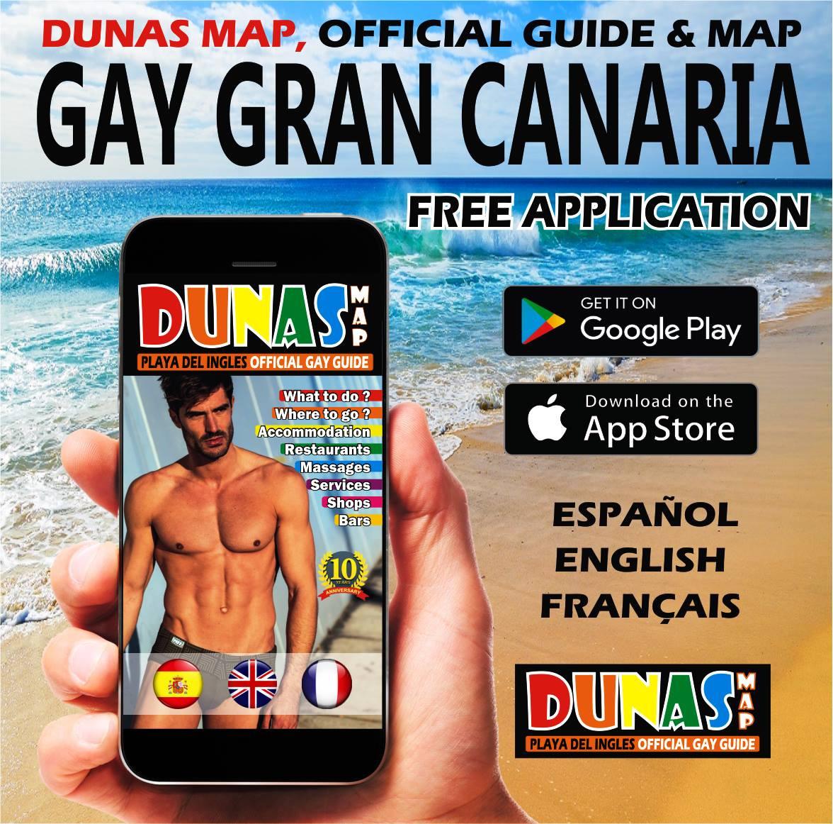 fiesta gay playa del ingles