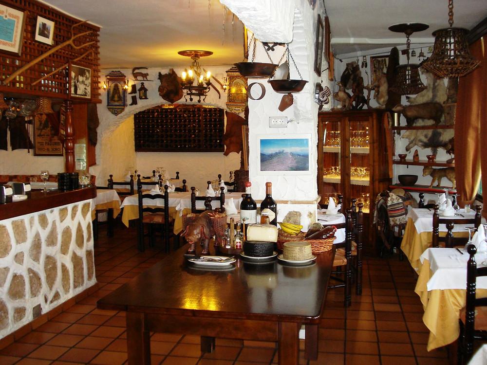 Le dernier restaurant typiquement canarien de Playa del Inglés.