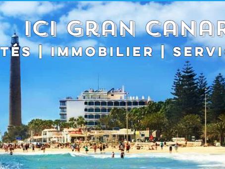 Découvrez la nouvelle version de Ici Gran Canaria